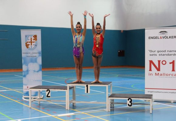 Cto. GR Individuales y equipos A y B – Ibiza