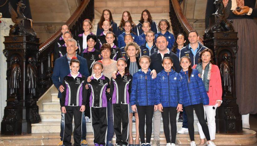 Germans Escalas acollirà aquest cap de setmana la Lliga Iberdrola de Gimnàstica Esportiva Femenina